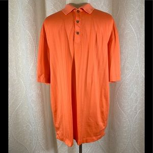 Tiger Woods Nike fit dry golf shirt